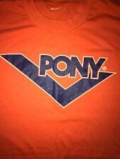 New listing Vintage 80s 90s Pony Brand Shirt Mens Xl