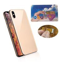 New iDeal U-SIM4G PRO III+ GPP Unlock Turbo Sim Card for Iphone XS Max iOS12