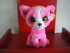 Ty Beanie Boos PASHUN dog 6 inch NWMT.Show Exclusive.Not sold  in AUST stores.