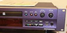 HHB CDR-830 Profi-CD-Recorder SCMS-kopierschutzfrei PC-CDR frei 2 Jahre Garantie