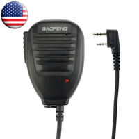 Baofeng Speaker Mic Headset for UV-5R UV-82L GT-1 GT-3 888s Radio Original & New