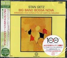 STAN GETZ & GARY MCFARLAND-BIG BAND BOSSA NOVA-JAPAN SHM-CD Ltd/Ed C94