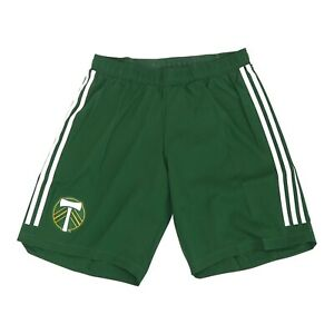 Portland Timbers MLS Adidas Men's Adizero Green Authentic Team Shorts