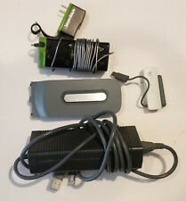 Xbox 360 Power Supply Wifi Adapter Hard Drive And Cooling Fans