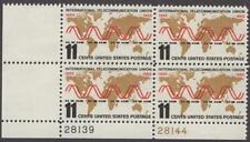 Scott # 1274 - US Plate Block Of 4 - Telecommunication Union - MNH - 1965