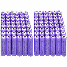 96x AAA 1800mAh 1.2 V Ni-MH rechargeable battery Purple for MP3 RC Toys Camera