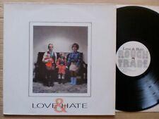 SECTION 25 - LOVE & HATE / LP / 1988 / GER / RTD 56 / FACTORY / JOY DIVISION