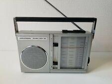 Radio Grundig Music Boy 50 Vintage FM/MW/LW