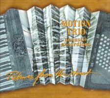 MOTION TRIO - PICTURES FROM THE STREET  CD NEW+