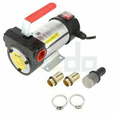 12V Motor Oil Change Pump Fuel Fluid Extractor Siphon Diesel Transfer Electric