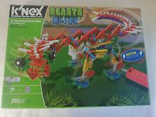 K'Nex Beasts Alive With Motor. K'Nexosaurus Rex. Near complete