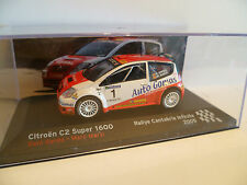 CITROEN C2 SUPER 1600 : D.SORDO de 2005 ~  NEUF