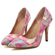 Unbranded Women's Floral Heels