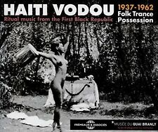 Ritual Music From The First Black Republic 1937-19 - Haiti Vodou (2016, CD NEUF)