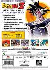 DRAGON BALL EN  DVD  LAS PELICULAS!!! AL MEJOR PRECIO...3 PACKS
