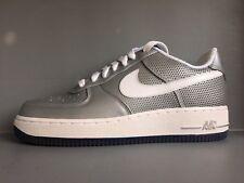 """Nike Air Force 1 Low Premium """"Futura"""" Silver US 6/EUR 38.5/UK 5.5 (318775 005)"""