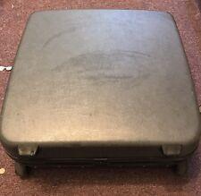 NICE 23 x14 x9  Samsonite Silhouette 4 Hardside Rolling Suitcase Black