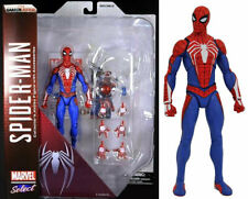 Marvel Select Legends Spider-Man 2018 Sony Video Game Version