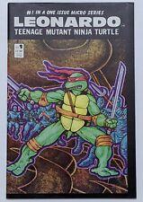 Leonardo Teenage Mutant Ninja Turtle #1 (Dec 1986, Mirage) VF/NM 9.0