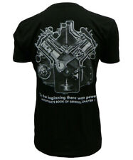 "FORD ""FLATHEAD"" 1932 V8 Cutaway Original Art Cotton Tee Shirt - Size XL"