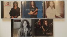 5 CDs Kenny G Preowned Silhouette The Moment  Breathless and more