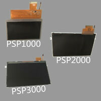 For Sony PlayStation Console PSP1000/PSP2000/PSP3000 LCD Display Screen Black