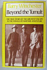 Beyond the Tumult by Barry Winchester 1971 Hardcover Dust Jacket Illustrated