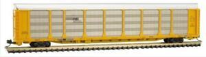 Micro Trains Norfolk Southern NS ETTX 89' Tri-Level Autorack 111-00-360 N Scale