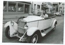 UNIC L61T BJ 1925 Foto Photograph Photo Automobil Oldtimer Fotografie Auto