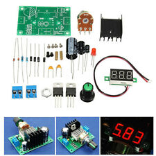 DIY Kit LED LM317 Adjustable Voltage Regulator Step-down Power Supply Module
