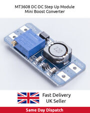 MT3608 DC-DC Voltage Step Up Adjustable Boost Converter Module 2A UK Seller FAST
