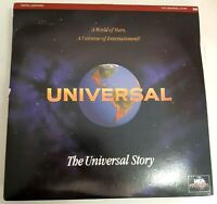 The Universal Story - Behind the Scenes,  Beyond the Dream,  On Laserdisc