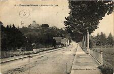 CPA   Dun-sur-Meuse - Avenue de la Gare  (432746)
