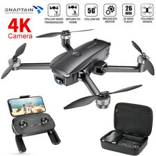 4K HD Wide Angle GPS 5G WIFI FPV Professional Foldable RC Drone with UHD Camera