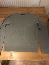 Men's Grey French Connection Jumper - Small