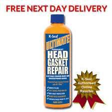 K-Seal Ultimate Head Gasket Sealer and Block Repair Stop Leak NEXT DAY DELIVERY!