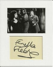 More details for fenella fielding carry on screaming signed genuine authentic autograph aftal coa