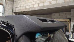 visor roof for hummer h3
