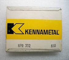 Carbide Insert NPR332 K68, New Kennametal