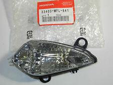 Intermitente Delantero Derecho Honda Cbr1000rr Año Fab. Bj.08-11 Nuevo New Parte