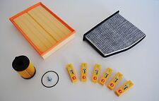 Inspektionspaket Filterpaket Filter Set Skoda Superb Combi 3T 3,6 V6 191KW CDVA