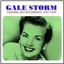 GALE STORM ESSTENTIAL DOT RECORDINGS '55 - '59 3 CD BOX SET