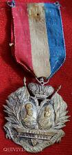 DEC3235 - MEDAILLE SOUVENIR DU PASSAGE DU TSAR NICOLAS II OCTOBRE 1896 A PARIS