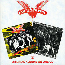 Shock Troops / Running Riot in '84, Cock Sparrer, Very Good Import