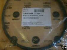 Venhill Montesa Cota 247 248 348 349 cable del freno delantero
