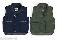 Delta Plus Panoply Sierra Bodywarmer Gilet Work Vest Jacket Coat BNWT
