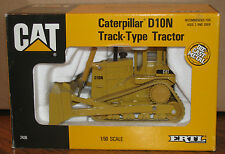 Caterpillar Cat D10N Crawler Tractor 1:50 Ertl Toy 1990 Collector FIRST Edition