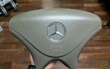 Mercedes SL500 R129 1999-2002 Convertible Steering Wheel Airbag w/MODULE BEIGE