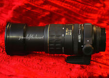 Quantaray 135-400mm APO Zoom Lens for Nikon D3 D50 D70 D80 D90 D200 D300 D7000 +