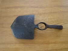 ORIGINAL WW1 / WW2 BRITISH ARMY TRENCH ENTRENCHING TOOL HEAD MILITARY RELIC